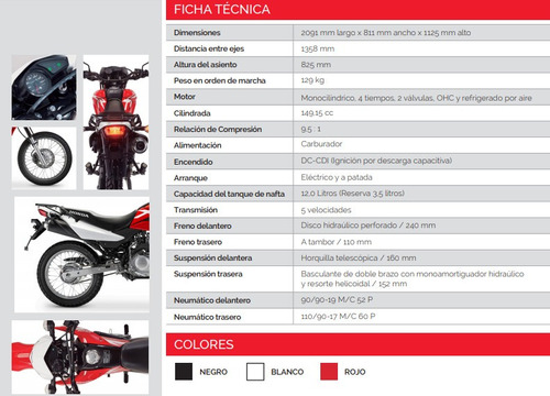 honda xr 150 oferta contado no xtz # palermo bikes