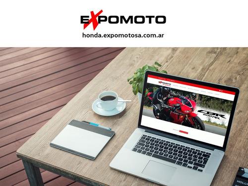 honda xr 150 rally - 0 km - edición limitada - expomoto