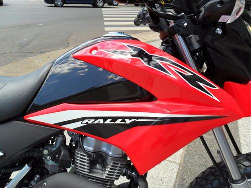 honda  xr 150 rally nuevo modelo 2017 centro motos