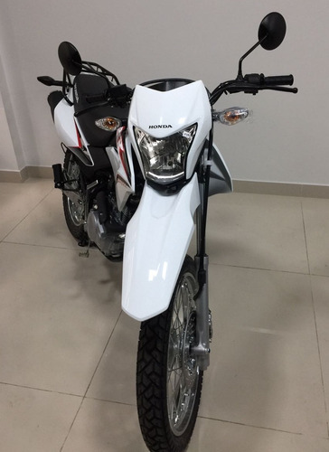 honda xr 150l 150 l 150cc 2017 0km  financiamos!