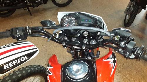 honda xr 150l - bondio motos