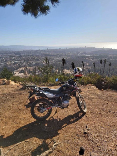 honda xr 150l impecable y al dia.