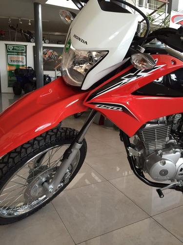 honda xr 150l nueva 2017 0 km negra roja blanca moto sur