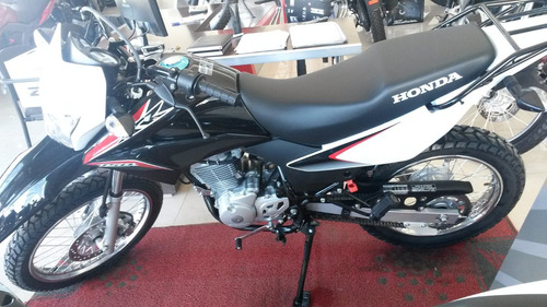 honda xr 150l nueva 2018 0 km negra roja blanca moto sur