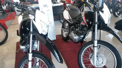 honda xr 150l nueva 2019 0 km roja negra blanca moto sur