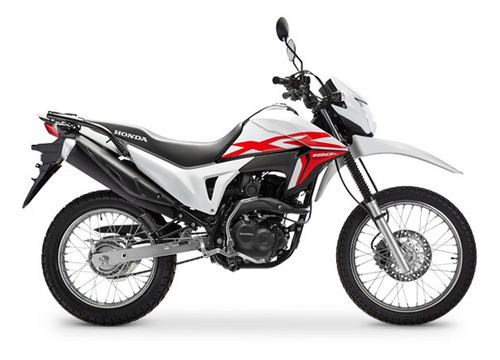 honda xr 190 l 0km 2020 garantia 3 años + casco - motos 32