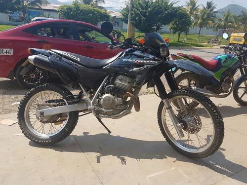 honda xr 250 brasilera 2010