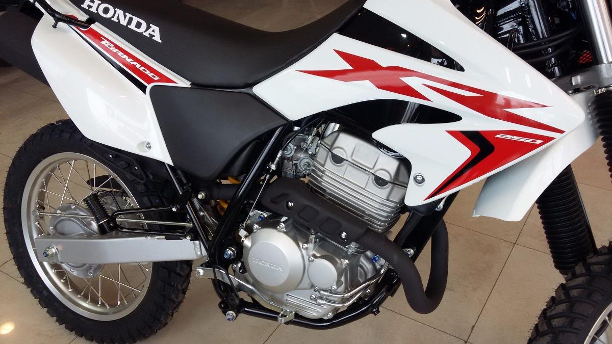 Honda Xr 250 Tornado 0km 2018 Nuevas Moto Sur - $ 136.200 en Mercado Libre