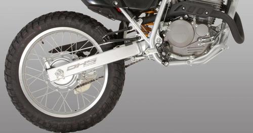 honda xr 250 tornado 0km blanco performance bikes