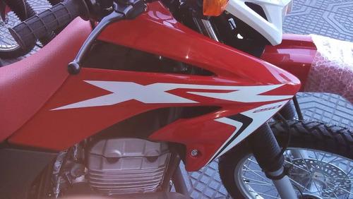 honda xr 250 tornando motolandia! contado