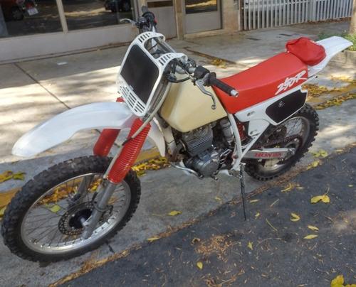 honda xr 250r 1992