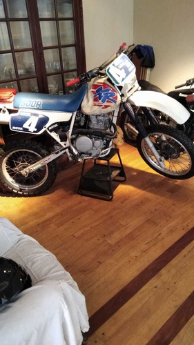 honda xr 600 1987 doble carburador patentada clasica colecci