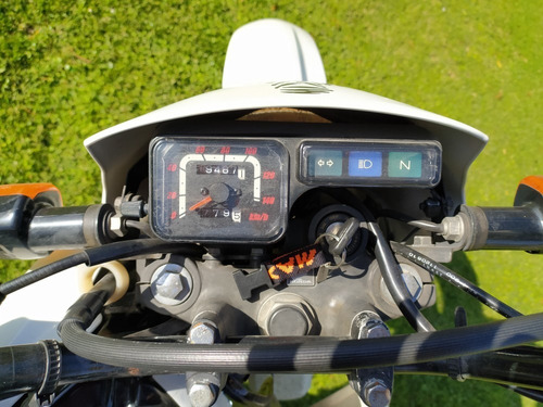 honda xr l 125 cc año 2011 solo 19.500 km