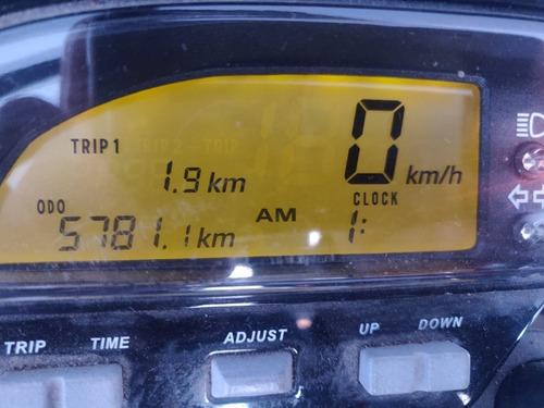 honda xr tornado 250 5600 km muy buena con accesorios