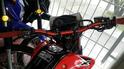 honda xr150  modelo 2015 rayomoto permuta financiacion *