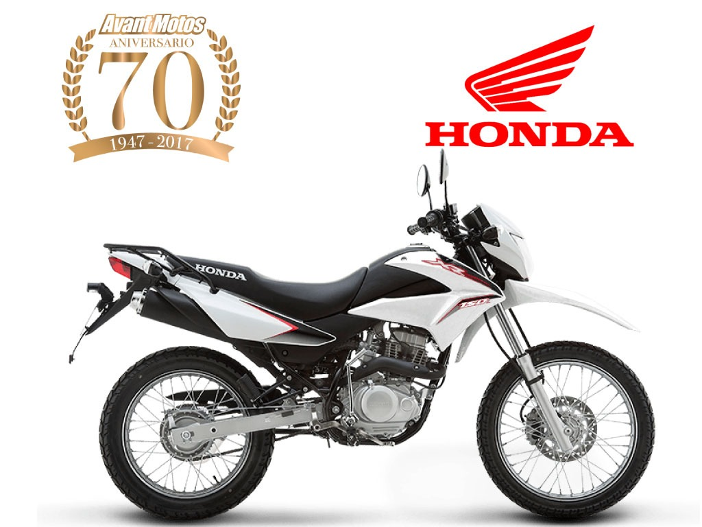 honda xr150 negra 2018 0km xr 150 avant motos. Black Bedroom Furniture Sets. Home Design Ideas