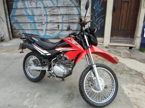 honda xr150 rally motos march