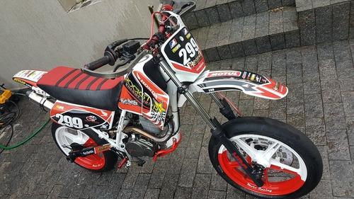 honda xr200 240cc trilha motocross supermoto motard