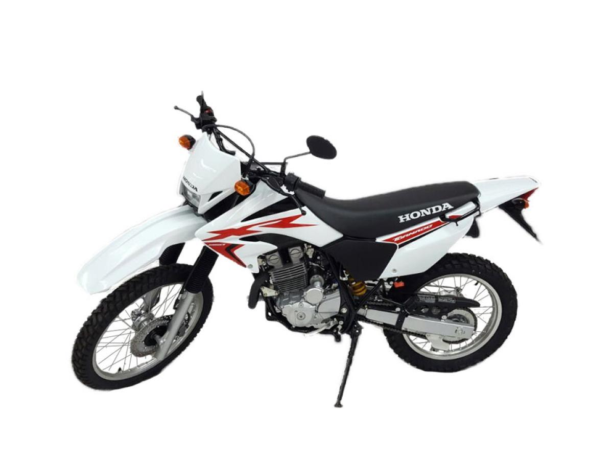 Honda Xr250 Tornado Blanco 2019 0km 183700 En Mercado Libre