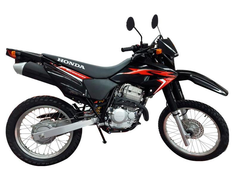 Honda Xr250 Tornado Negro 2019 0km 183700 En Mercado Libre