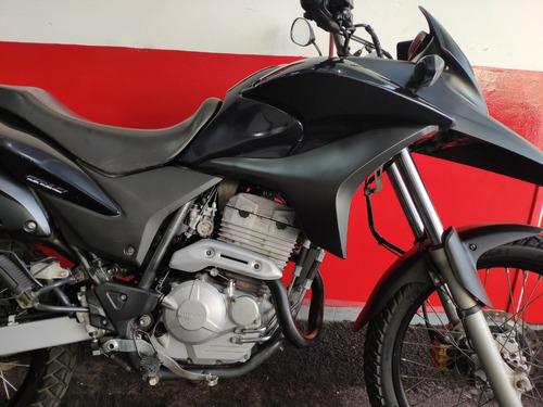 honda xre 300 2012 azul