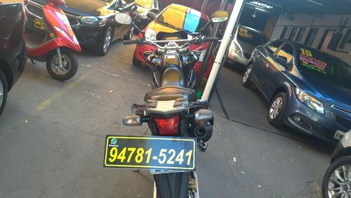 honda xre 300 abs 2012 revisada + pneus novos al positron