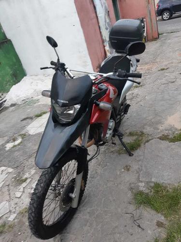 honda xre 300 vermelha 2015/2015