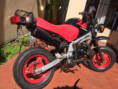 honda zb 50cc monkey 4 tiempo colección yamaha kawasaki beta