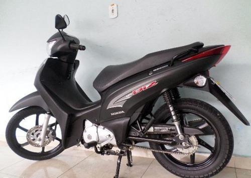 hondabiz 125 ex 2015