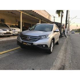 Honda/cr-v Lx 2.0 Automático Flex.