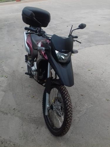 honda/xre 300 ano 2011 vermelha - vendida
