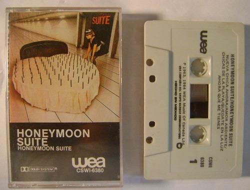 honeymoon suite  1 cassette