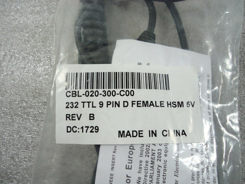 honeywell 1300g-2 hyperion 1300g handheld barcode reader w/