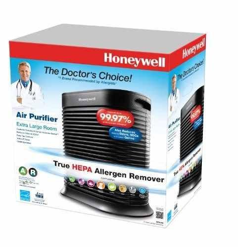 honeywell true hepa removedor de alergeno, 465 pies cuadrado