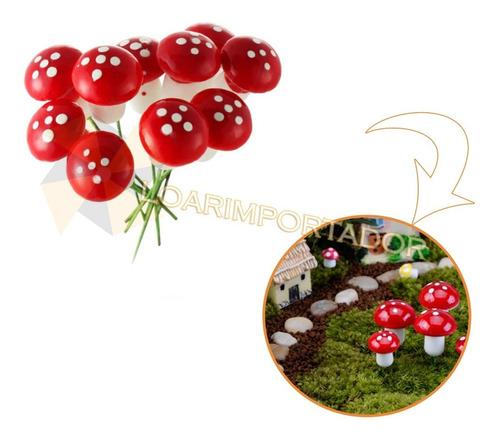 honguitos decoraciones alicia masha y el oso bosque selva 10