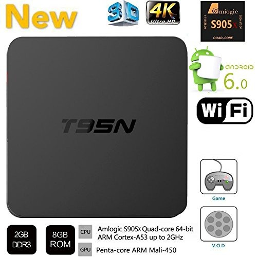Hongyu Latest Version T95n Mini M8s Pro Android Tv Box 2g/ 8