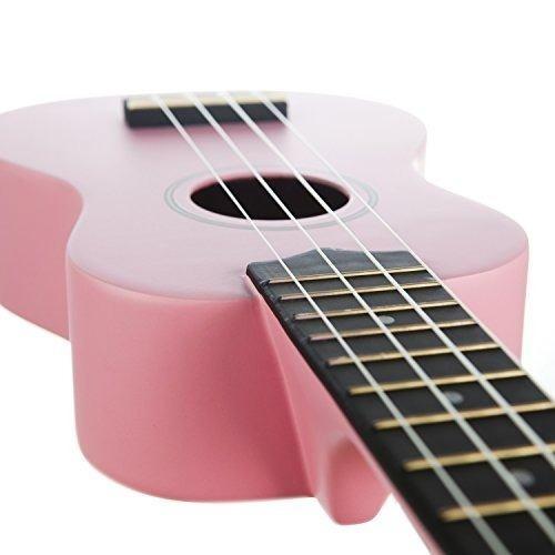 honsing uke nuevo basswood soprano ukulele hawai guitarra re