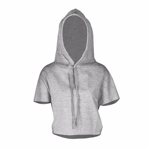 hoodie buzo capucha mujer