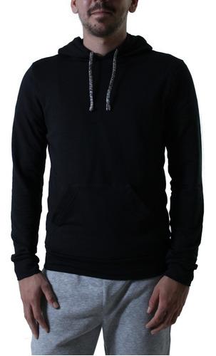 hoodie en algodón liviano
