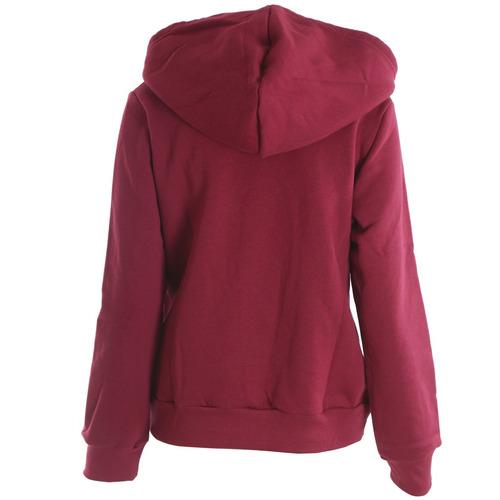 hoodie mujer buzo