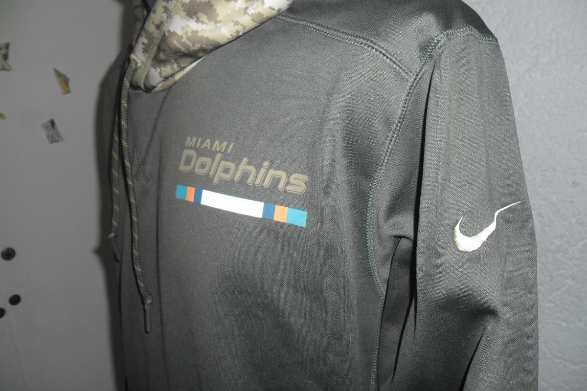 online store 3a760 c2871 Hoodie Nfl Miami Dolphins Camo Uscm Origina Nike