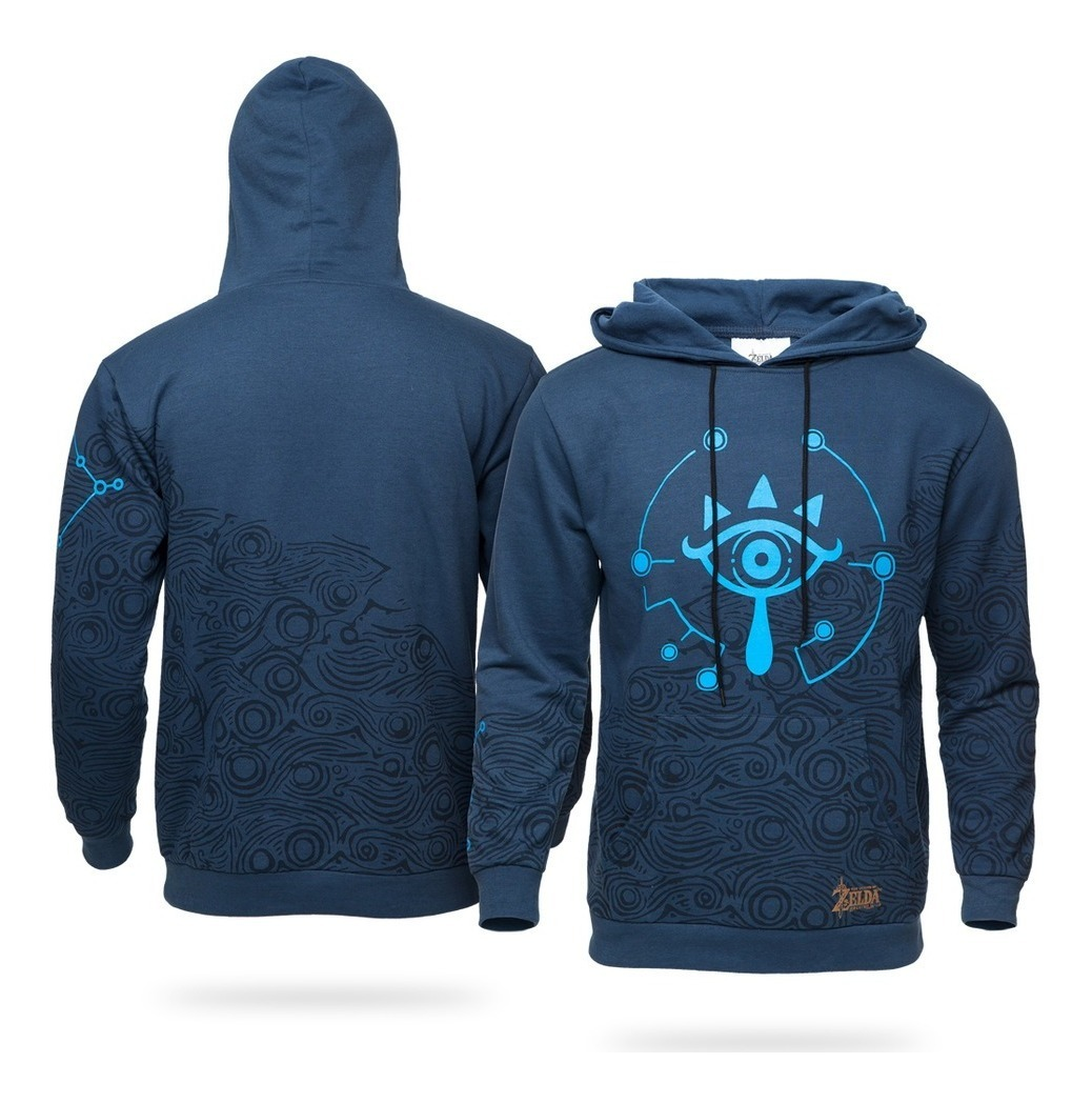 Legend Zelda Sheik Capucha Sudadera Thinkgeek Hoodie Of The sxthorCdQB
