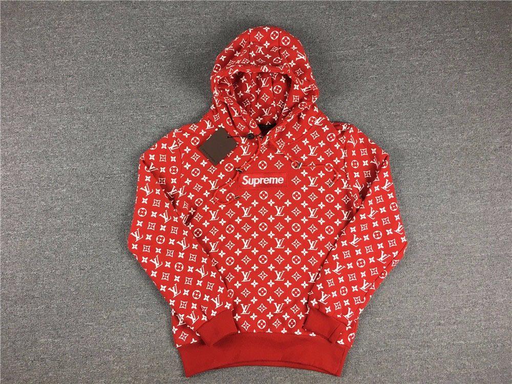 116a34e6d Supreme Louis Vuitton Precio Sudadera | Stanford Center for ...