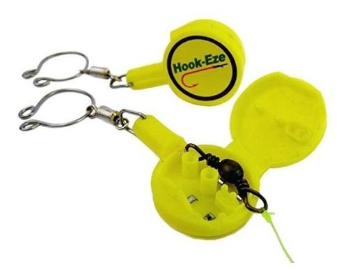 hook eze ferramenta pesca amarrar anzol original (2 unid)