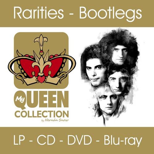hooked on queen - vhs importado + dvd de regalo