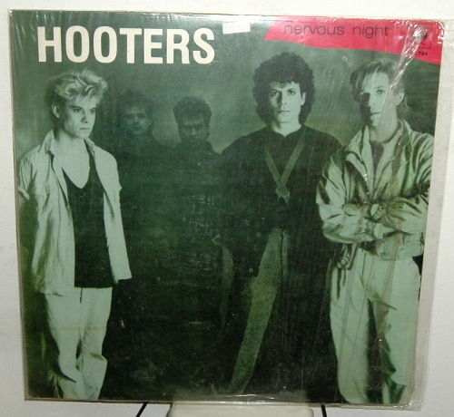 hooters nervous night vinilo argentino