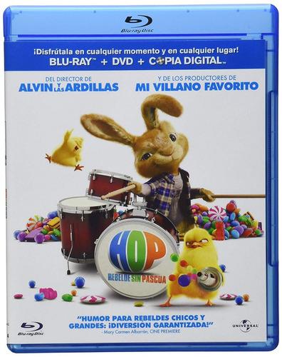 hop rebelde sin pascua pelicula blu-ray + dvd