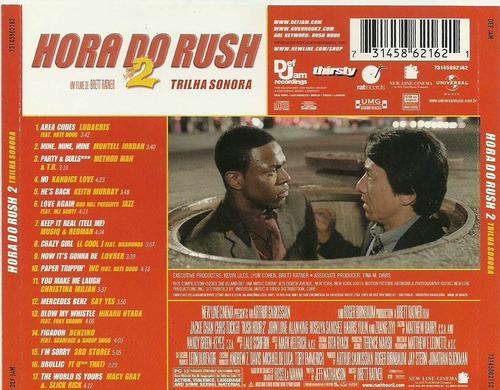 hora do rush 2 trilha sonora original