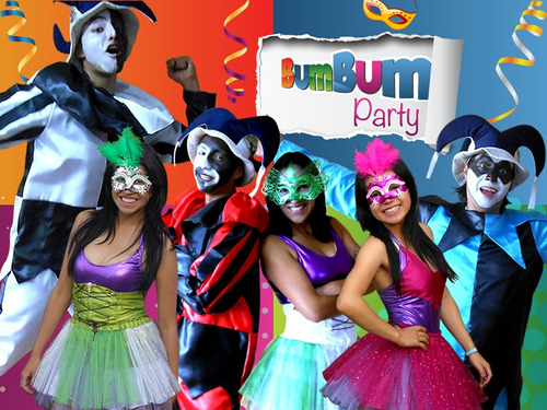 hora loca - bum bum party
