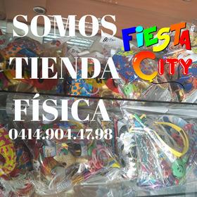Hora Loca Cotillón Combo 80 Piezas Somos Tienda Física 12..